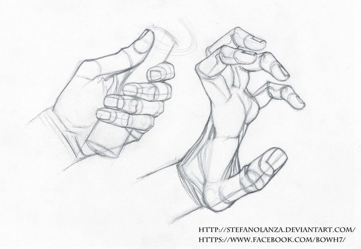 48 best Hands images on Pinterest | Anatomy drawing, Draw and ...