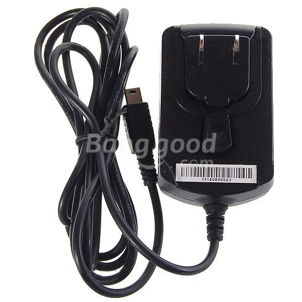 Universal AC Power Adapter/Charger for BlackBerry 7230/8800 + More(100~240V/US Plug)