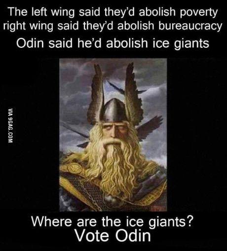 Vote Odin '16.