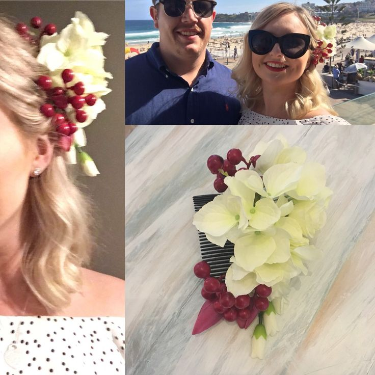 Beautiful Alana rocking a Maral & Moss custom designed Christmas special! 🎄🎄 get in touch by message to order your custom made piece today! 🌸#maralandmoss #flowercrown #christmasparty #customdesign #hydrangea #roses #tulips #silkflowers #bridesmaids #gardenparty #headpiece