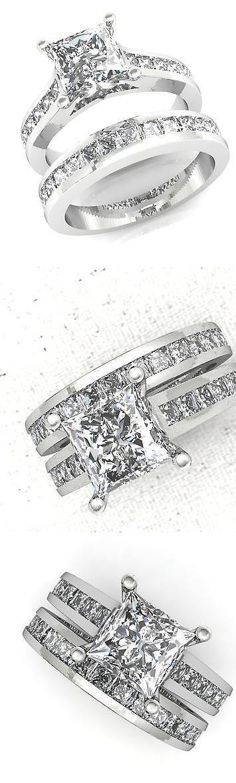 Big diamond wedding rings for your love ....... http://kobelli.com/