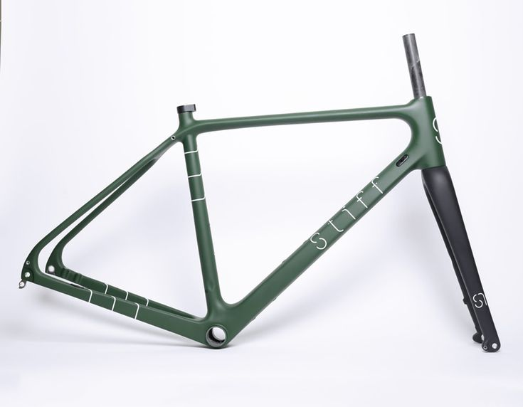 If you are looking for both roadbike and allround bike, the gravel-bike frameset…