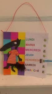 """Résultat de recherche d'images pour """"prénom le loup qui voulait changer de couleur maternelle"""""""
