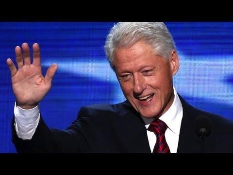 Bill Clinton's Complete DNC Speech