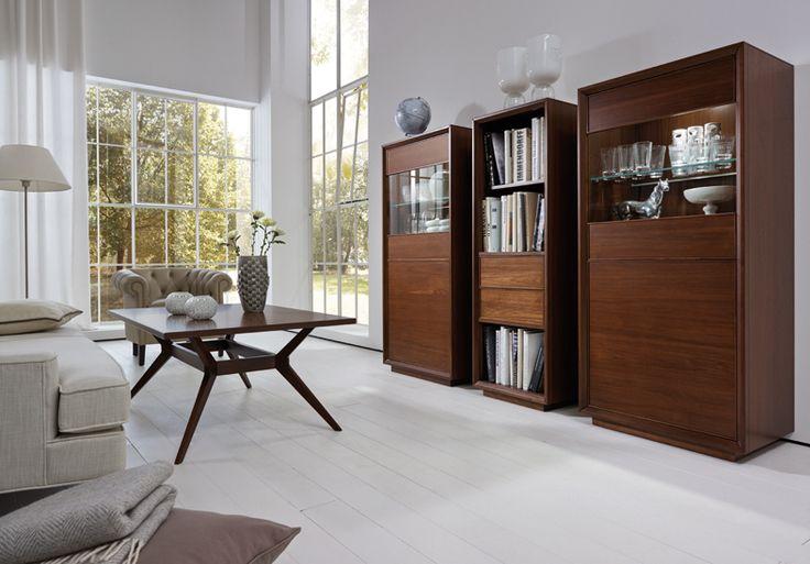 Living room LEONARDO designed by Tiziano Bistaffa