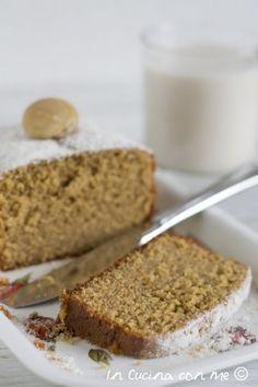 Torta con farina di castagne - In Cucina con Me