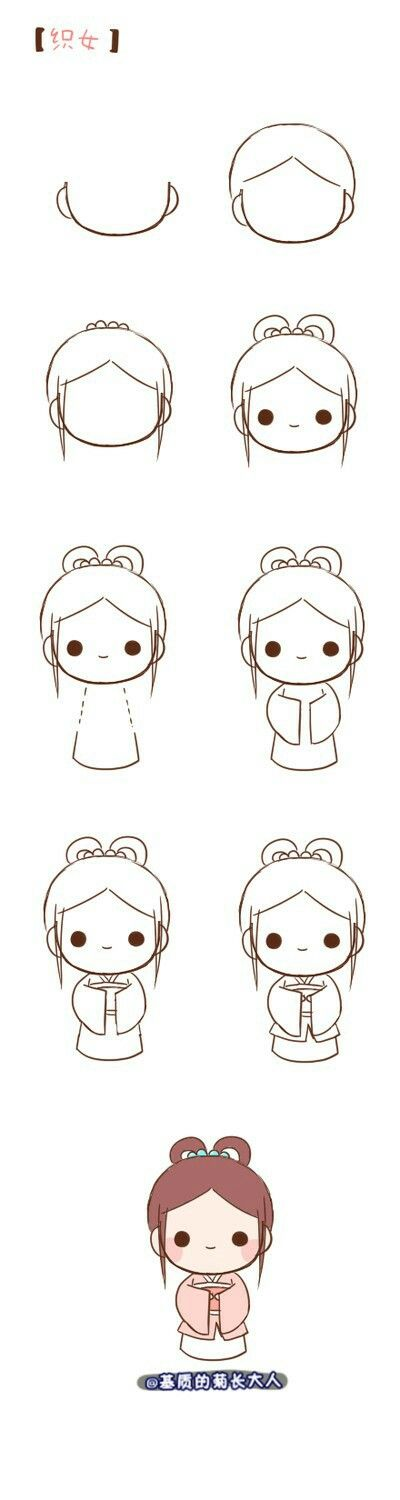 How to make a little girl     CUTE!!!!!!!!!!!!!!!!!!!!!