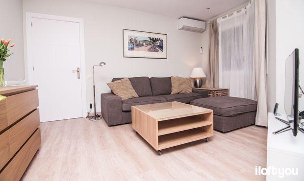 #proyectobonanova2 #iloftyou #interiordesign #ikea #barcelona #lowcost #livingroom #hol #asele #matilda #kivik #malm #besta