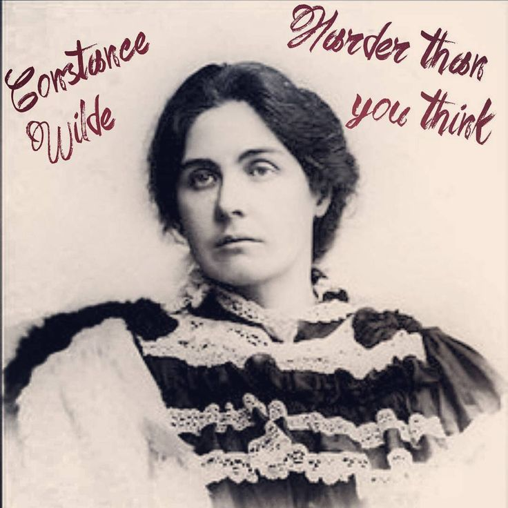 """9 Likes, 1 Comments - the FrankenPod (@thefrankenpod) on Instagram: """"Nevertheless she goddamn persisted #literature #constancewilde #OscarWilde #podcast"""""""