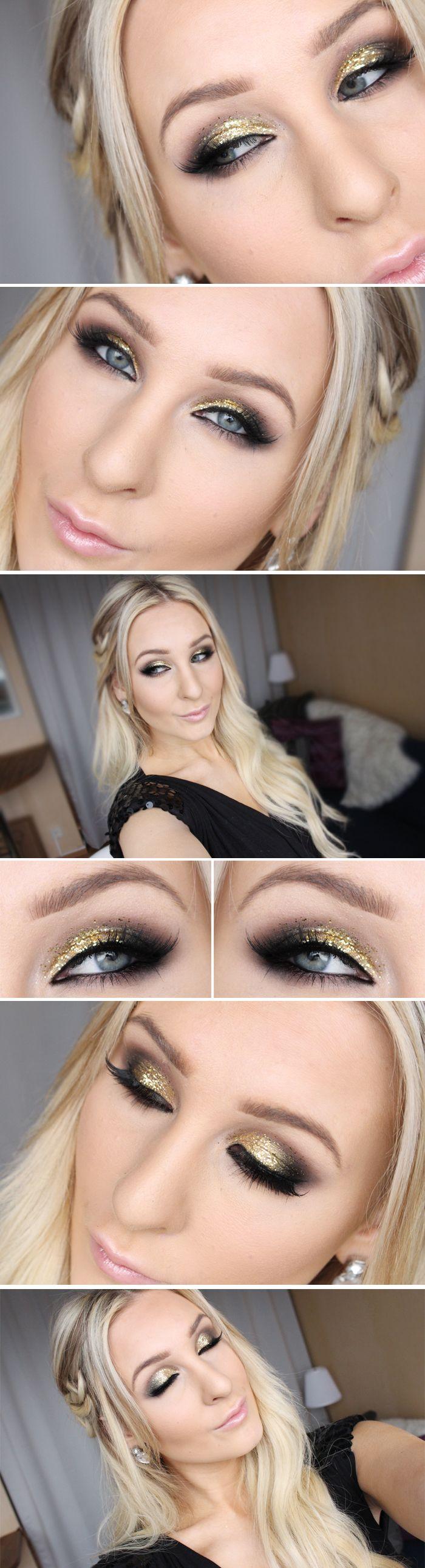 Dagens makeup – Valentines day party makeup! | Helen Torsgården – Hiilens sminkblogg