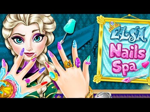 Disney Frozen Games - Frozen Elsa Nails Spa Baby Video Games For Kids - http://www.nailtech6.com/disney-frozen-games-frozen-elsa-nails-spa-baby-video-games-for-kids/