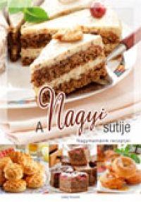 A Nagyi sütije könyv borító