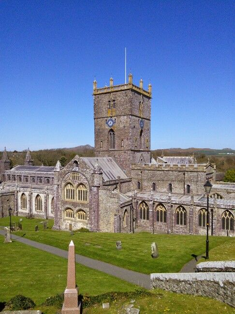 St David's, Pembrokeshire, UK