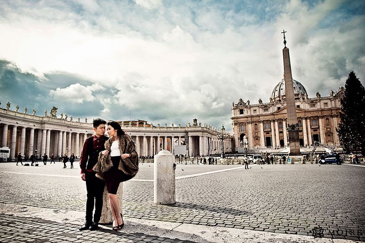 Moire Photography - Wirman Nadia by Max 06 | Indonesia Prewedding - Dubai Rome Venice Paris Amsterdam