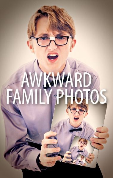 This photo isn't nearly as awkward as the photos in the exhibit of Awkward Family Photos from the Today Show. http://www.recapo.com/today-show/today-show-news/today-shows-awkward-family-picture-awkward-family-photo-exhibit/