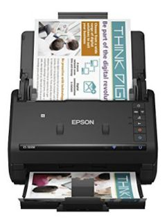 Epson ES-500W Drivers Download Printer Reviews – Remote, speedy and easy to use, the WorkForce ES-500W duplex file scanner disposes of chaos. Remotely check reports to a PC, Mac®, PDA, tablet or web based stockpiling account1. The powerful ES-500W makes it all direct. Highlighting speeds up to 35 ppm/70 ipm2 and a 50-page Auto Document …