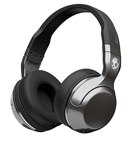 Special Offers - Skullcandy Hesh 2 Bluetooth Wireless Headphones with Mic Black/Silver Review - In stock & Free Shipping. You can save more money! Check It (January 23 2017 at 12:22AM) >> http://ift.tt/2k4Pyqm