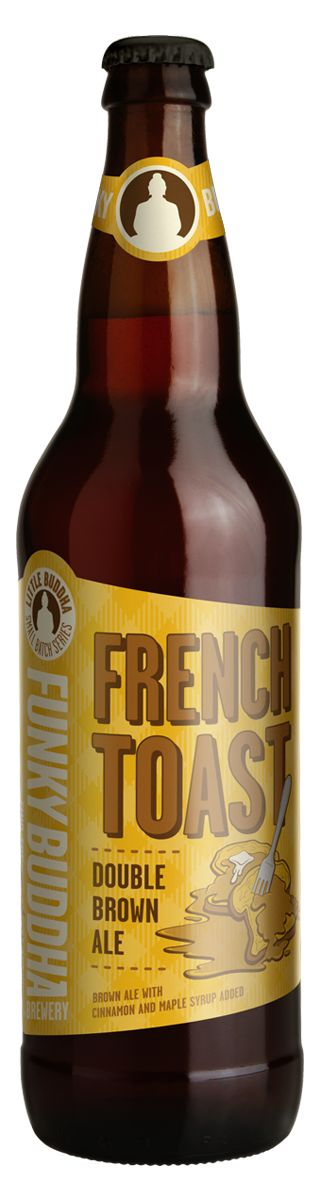French Toast Double Brown Ale by Funky Buddha Brewery