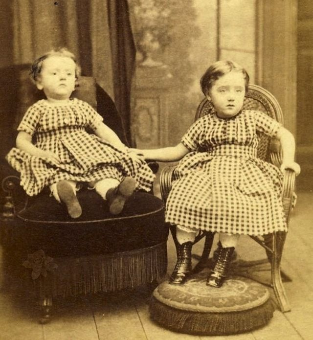 The Tradition of the Victorian Era: Post-Mortem Photography,the infant mortality rate was very high,so as strange as it may seem to us today ,this was a way for families to memorialize their lost love ones.
