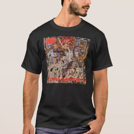 Napalm Death - Utopia Banished t-shirt - click/tap to personalize and buy