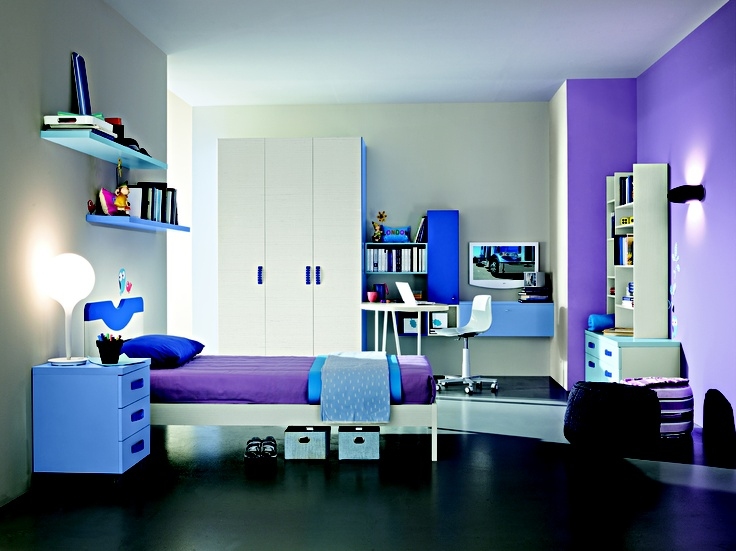 Habitacion niño moderna 21