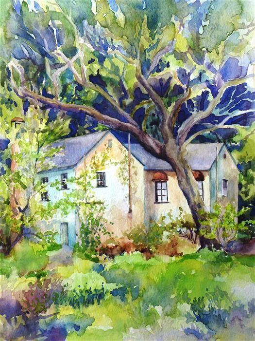 Hidden Villa by Catherine McCargar |