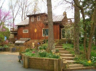 Nashville Cabin Rental: The Oaks Cabin, Beautifull, Unique U0026 Secluded, 7  Miles To Nashville 10 To Iu