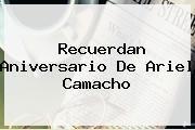 http://tecnoautos.com/wp-content/uploads/imagenes/tendencias/thumbs/recuerdan-aniversario-de-ariel-camacho.jpg Ariel Camacho. Recuerdan aniversario de Ariel Camacho, Enlaces, Imágenes, Videos y Tweets - http://tecnoautos.com/actualidad/ariel-camacho-recuerdan-aniversario-de-ariel-camacho/