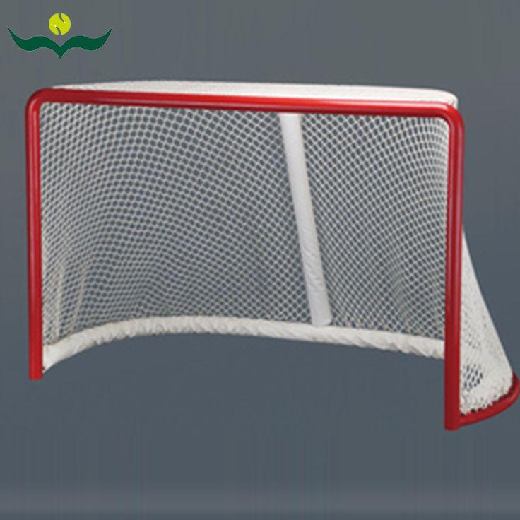 "هدف هدف صغير wujifeng هوكي الجليد 2 ملليمتر صافي 3.5 كيلوجرام 32 ""widex20"" highx15 ""عميق هوكي الهدف #161122_w62"