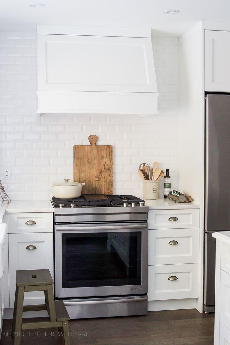 Kitchen renovation, large windows / My Big Beautiful Kitchen Renovation - Before and After Photos