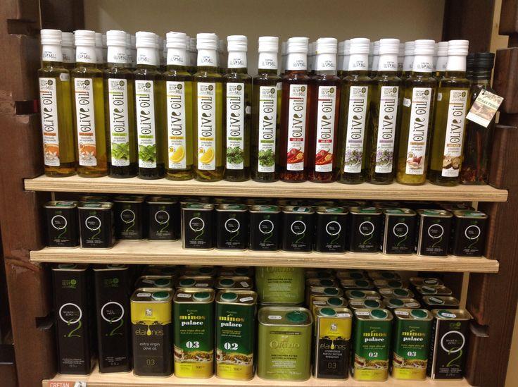 Extra virgin olive oil