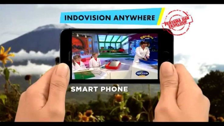 INDOVISION ANYWHERE