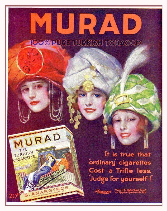 Реклама на табачные изделия муратти muratti сигареты купить