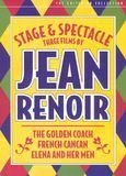 Stage and Spectacle: Three Films By Jean Renoir [3 Discs] [Criterion Collection] [DVD], 10060339