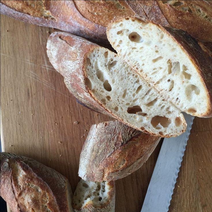 Ekmek tarifi #tarif #baget