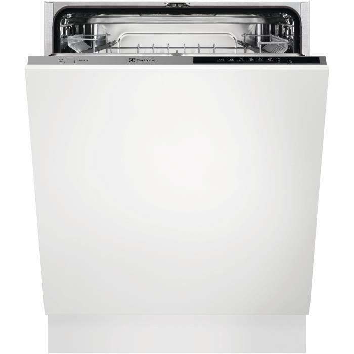 Electrolux Esl5326lo Lave Vaisselle Encastrable 13 Couverts 47 Db A Larg 60cm Lave Vaisselle Encastrable Lave Vaisselle Et Lave Vaisselle Integrable