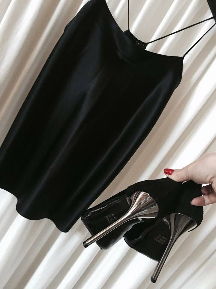 #black silk top  #black silk tank top #black silk tank top with lace