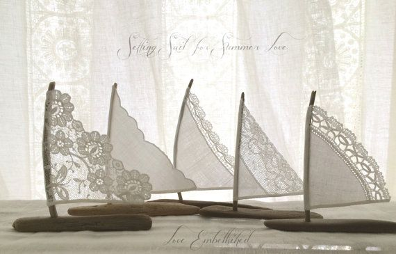 Driftwood Sailboats By Loveembellished Love Embellished
