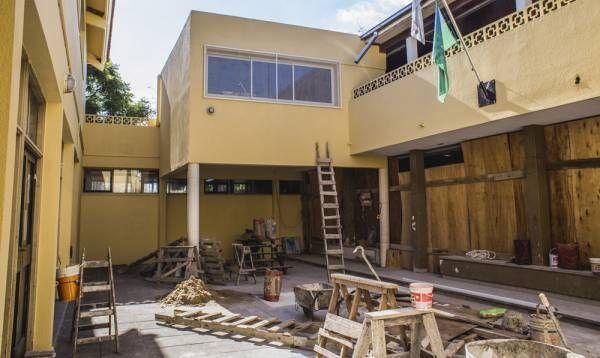 Avanzan las obras de ampliación en escuelas secundarias de la ciudad