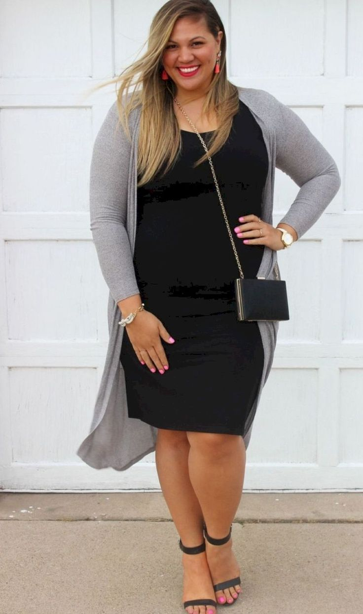 Stunning 44 Casual Winter Plus Size for Work Fashion glamisse.com/…