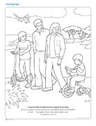 34 best Friend Coloring Pages images on Pinterest