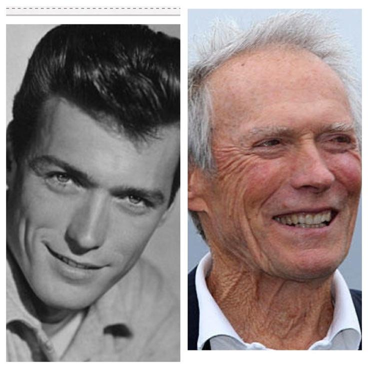 Clint Eastwood, b. 1930