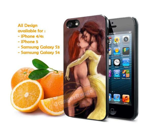 Beauty and the beast kissing illustrator iPhone Case And Samsung Galaxy Case available for iPhone Case iPad Case iPod Case Samsung Galaxy Case Galaxy Note Case HTC Case Blackberry Case,were ready for rubber and hard plastic material, and also in 2D and 3D case