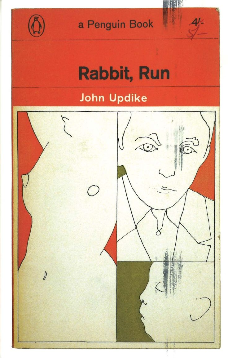 rabbit run essays The rabbit hunter  and an essay entitled the penalty of leadership warns,  the reward is widespread recognition, the punishment fierce.