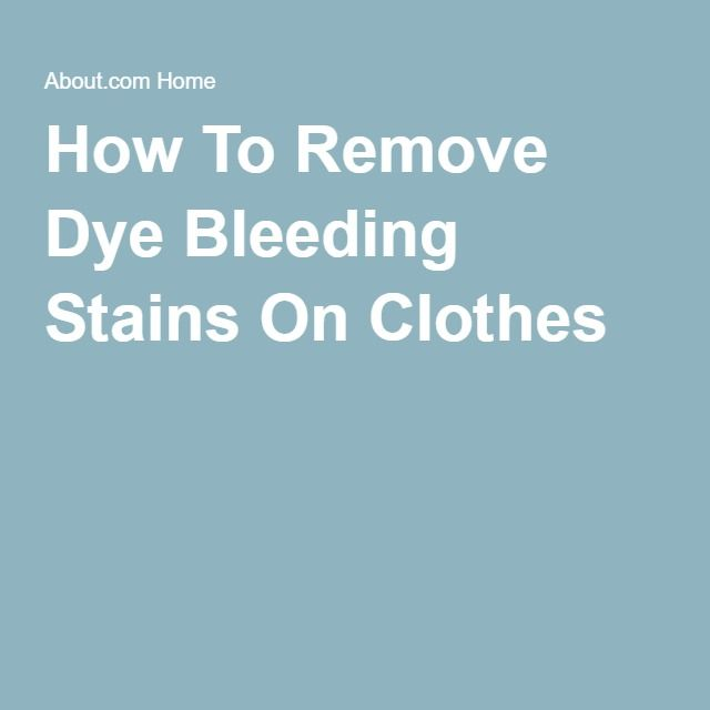 15 best images about clean clean clean on pinterest arm for How to get armpit stains out of colored shirts