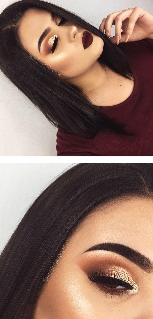 ABH Modern Renaissance Palette   Fall Makeup Tutorial on Youtube!