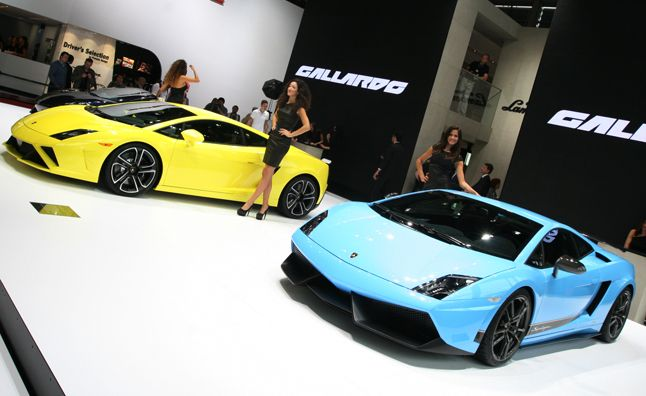 In addition, a set-up for the Lamborghini Gallardo LP 560 -4, the LP 570 -4 Superleggera and Spyder performant and also an improved version
