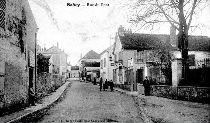 Rue Du Chef De La Ville Saacy Sur Marne