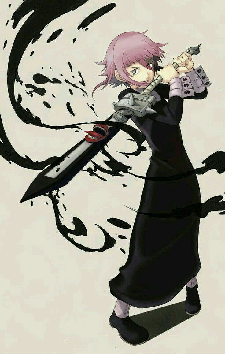 Crona And Ragnarock Anime Soul Soul Eater Crona Soul Eater
