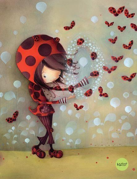 Cute Art. ketto from ketto design